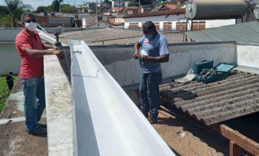 Hospital Margarita Morales recebe obras de manutenção