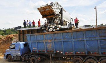 Licitação define destinação de resíduos sólidos