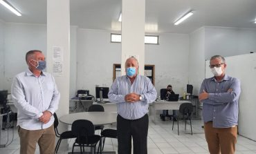 Carlos Mosconi volta a Secretaria de Saúde