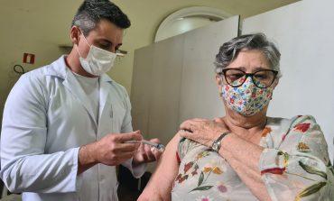 1ª dose | Pessoas com 64 anos serão vacinados nesta quinta (22) e sexta (23)