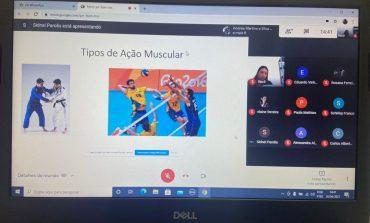 Secretaria de Esportes realiza capacitação online com profissionais de Educação Física