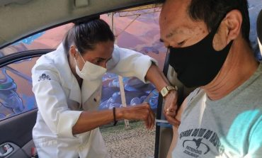 1ª Dose | Vacinação das pessoas com 61 anos acontece hoje (05)