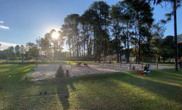Secretaria de Esportes amplia Espaço Esportivo de Areia no Parque Municipal Antônio Molinari