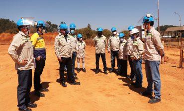 Obra da Alcoa vai empregar 500 trabalhadores