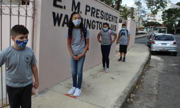 Reforma completa da E.M. Presidente Washington Luís será entregue nesta sexta-feira
