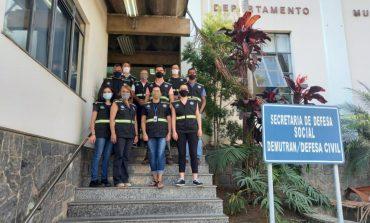 Secretaria de Defesa Social padroniza  equipes com novos uniformes