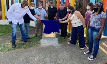 Prefeito inaugura revitalização da avenida Gentil Messias