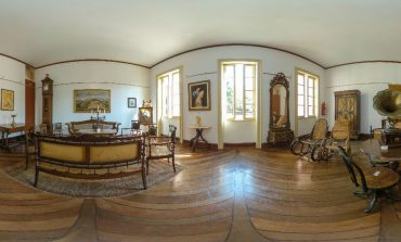 Museu de Poços ganha tour virtual 360 graus