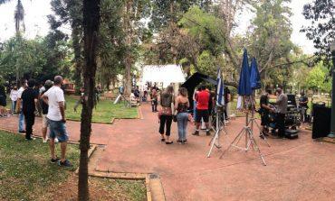 Poços de Caldas tem repercussão na mídia nacional com gravação de novela