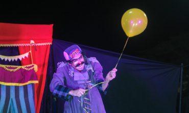 Circo Fest começa na sexta-feira, com oficinas e apresentações