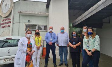 Hospital Margarita Moralles recebe doação da Prysmian Group