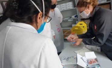 Alunos do curso de enfermagem realizam visita técnica no Programa IST /AIDS