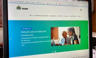 Iasm lança site para trabalhador da Prefeitura